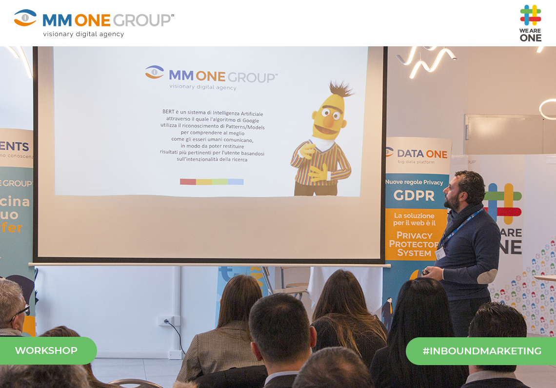 MM ONE SEO Manager Speech