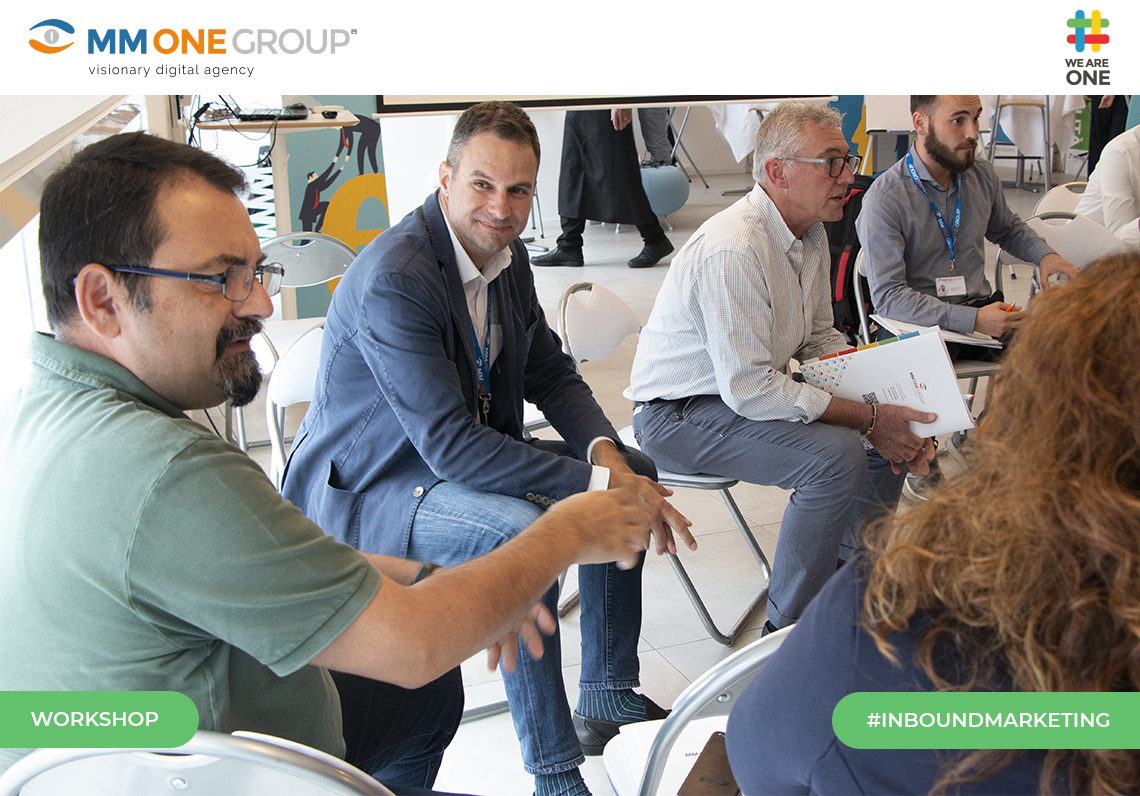 MM ONE 1° Workshop con Digital Strategist