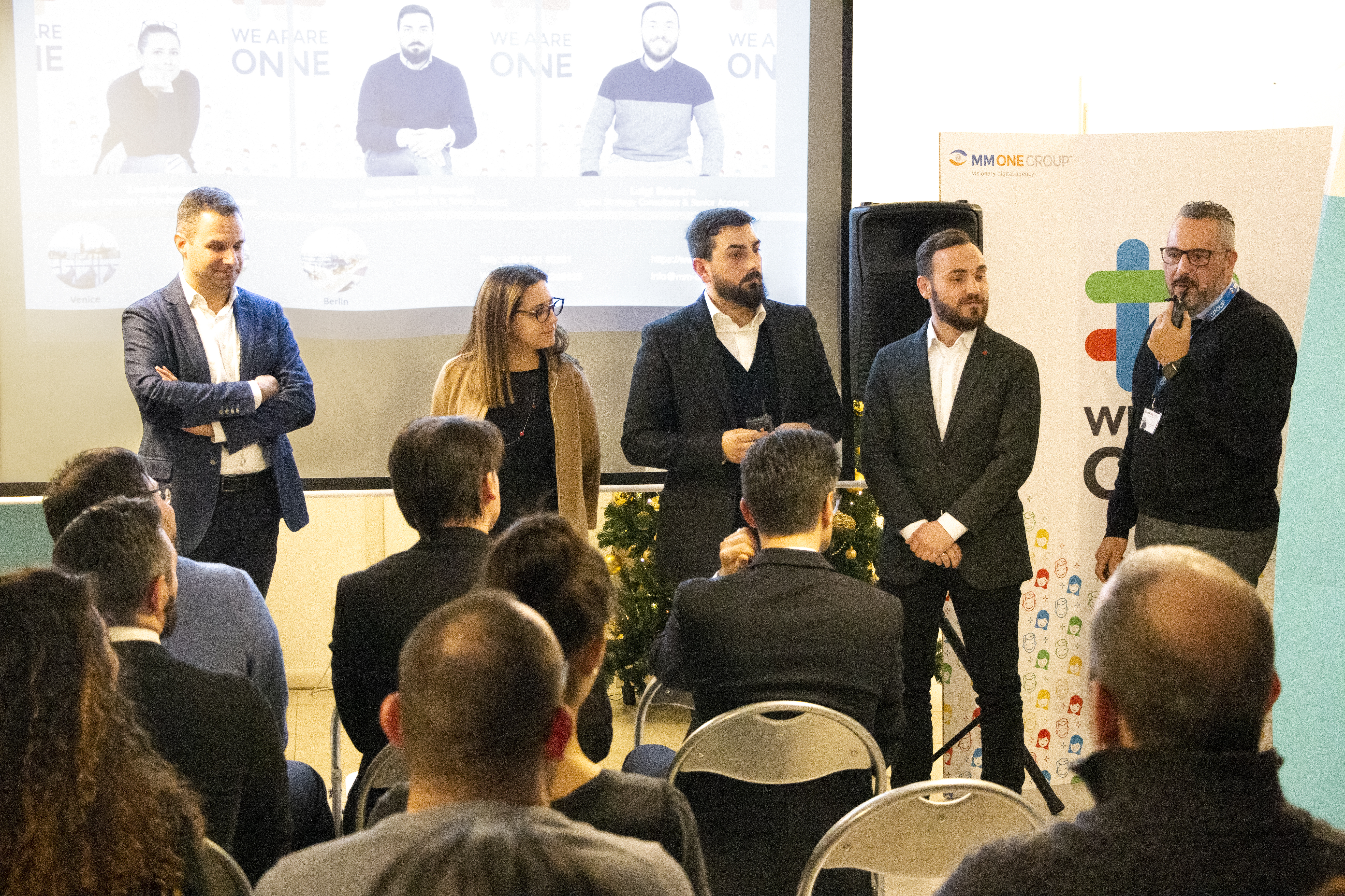 121219 MM ONE Academy - I nostri Digital Strategy Consultants