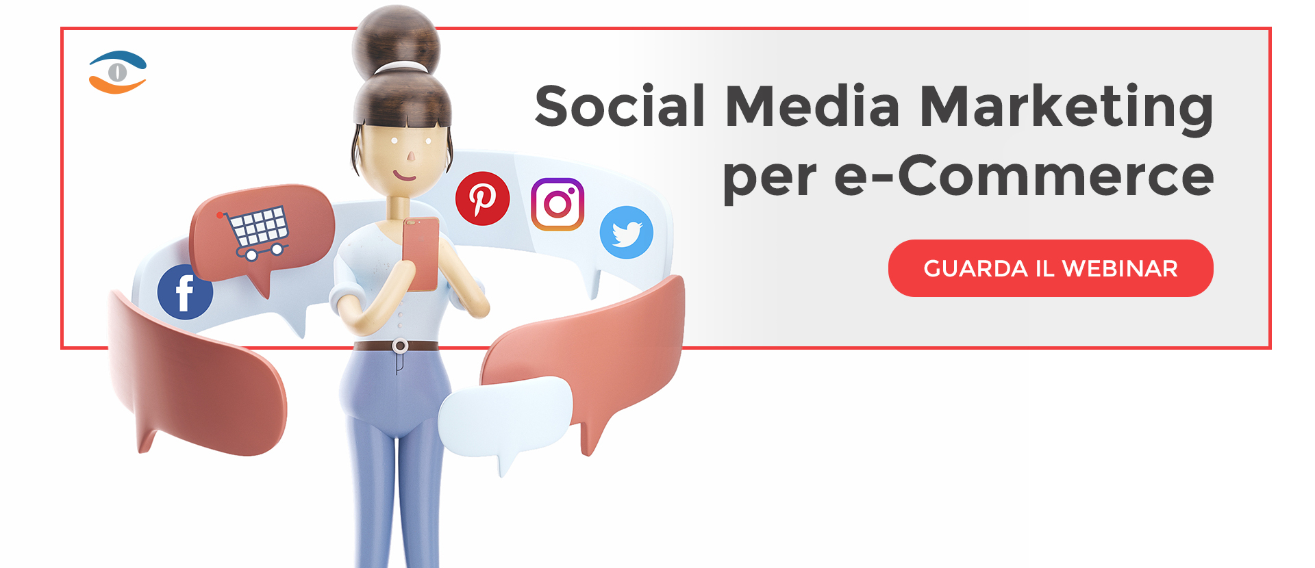 Banner Social Media e eCommerce