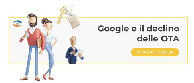 Google e il declino delle OTA